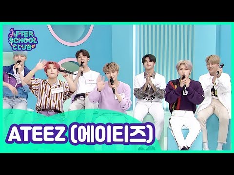 [After School Club] ATEEZ(에이티즈), The Next Generation Global Rookies ! _ Full Episode - Ep.374