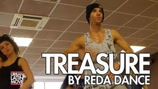 URBAN LATIN MOVES - Reda Dance - Treasure