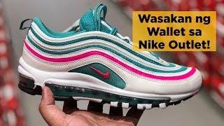 WASAKAN NG WALLET SA NIKE OUTLET STA ROSA LAGUNA & SLEX! (+Lessons in Sneaker Outlet Shopping)