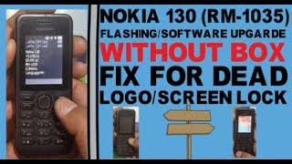 Nokia 2690 Rm 635 flashing without box 100% working