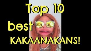 BONUS CLIP: MY TOP 10 BEST FANS!! :)