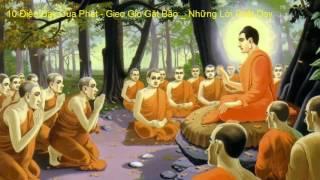 10 Điều Dạy Của Đức Phật - Gieo Gió Gặt Bão_Những Lời Phật Dạy