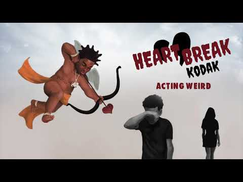 Kodak Black - Acting Weird [Official Audio]