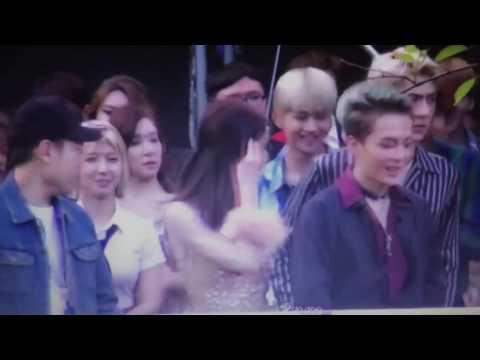 JIMIN x TAEMIN SHINEE and JONGIN EXO [MOMENT]