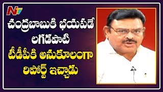 Ambati Rambabu Reacts on Lagadapati Exit Poll Results- AP ..