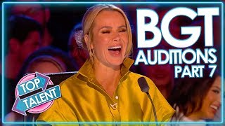 Britain's Got Talent 2019 | Part 7 | Auditions | Top Talent