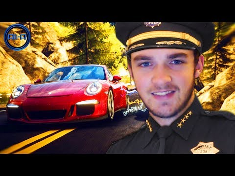 STOP: I'M A COP! - Need For Speed Rivals - LIVE W/ Ali-A! - Smashpipe Games