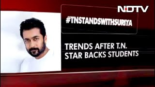 Actor Suriya's NEET remark is contempt, says Madras HC Jud..