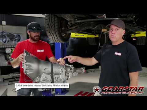 Gearstar TV: Finnegan And Freiburger Discuss About Superior Trans