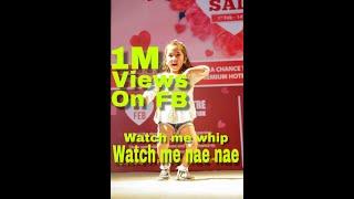 Silentó-Watch Me (Whip-Nae Nae) Hip hop Cover Dance