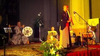 Rodrigo Rodríguez - Samadhi Zen Monks & Rodrigo Rodriguez (Shakuhachi)