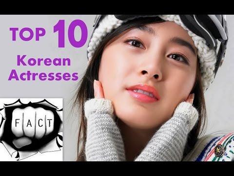 Top 10 Most Beautiful Korean Actresses In 2014