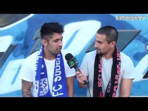 Marcel Rodrigues (FC Süderelbe) tippt den 1. Spieltag der Oberliga | ELBKICK.TV