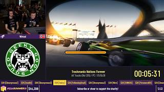 Trackmania Nations Forever [All Tracks (No E05)] by Wirtual - #ESASummer19