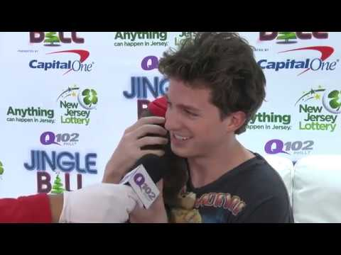Charlie Puth Has Puppy Love at Q102 Jingle Ball (Interview)