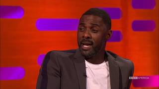 Idris Elba's Accent Had to Be Dubbed Over - The Graham Norton Show