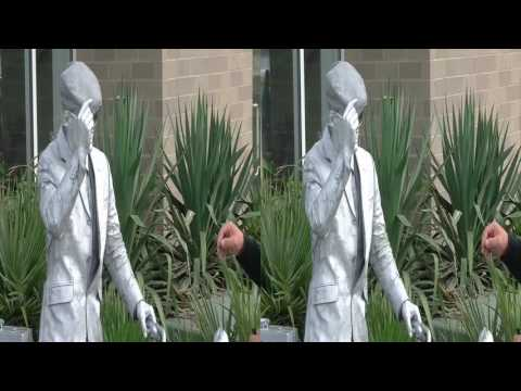 3D Silverman Statue in Seaside, Oregon by Full Volume 3D Productions