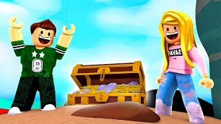 WE FOUND A $10,000,000 TREASURE! (Roblox)