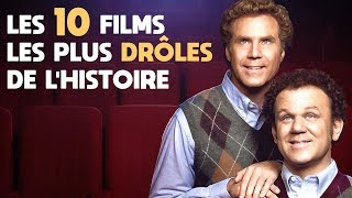 Les 10 films les plus drôles de l'histoire