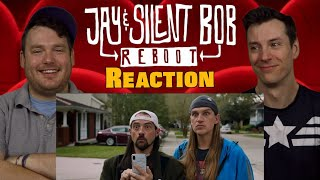 Jay and Silent Bob Reboot - Red Band Comic Con Trailer Reaction / Review / Rating