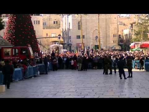 Christmas in Bethlehem 2012