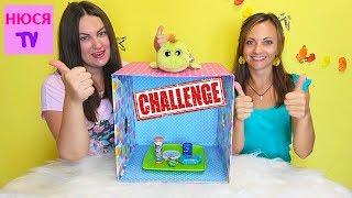 ЧЕЛЛЕНДЖ Что в коробке Фёрби M&M's WHAT'S IN THE BOX CHALLENGE
