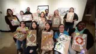 'We Love Diversity Art Event - Pittsburg State University
