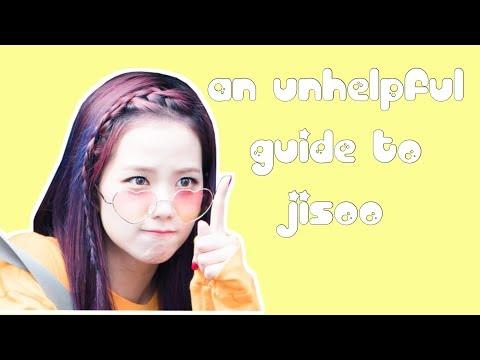 an unhelpful guide to kim jisoo