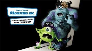 """Monsters, Inc."" Trap Instrumental - Joey Trap x Mc Igu type beat prod.Komondor"