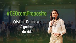 MIX PALESTRAS | Cristina Palmaka | SAP: Algoritmo da vida e a tecnologia na luta contra depressão