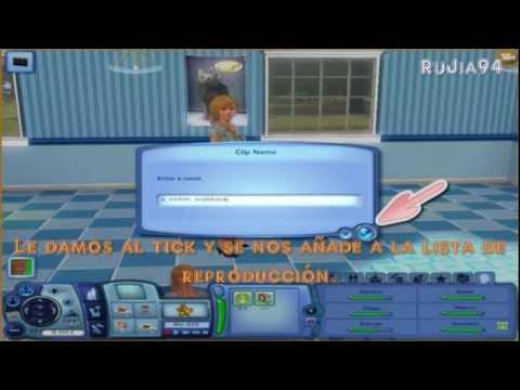 Sims 3 animated woohoo