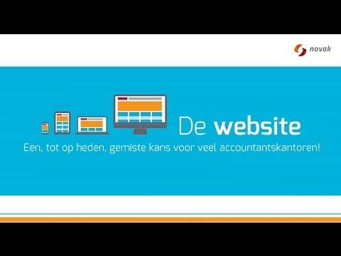 De website. Een, tot heden, gemiste kans voor veel accountantskantoren