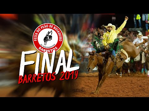 FINAL EM CUTIANO 2019 - Festa do Peão de Barretos #AMAIOR