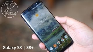 Samsung Galaxy S8 unboxing | فتح علبة سامسونج اس8 -