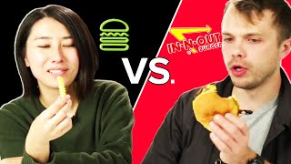 Shake Shack Vs. In-N-Out