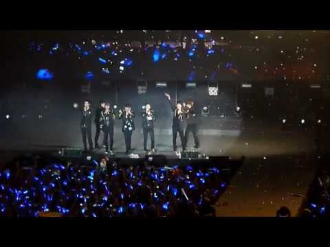 121211 2012 Asia Super Showcase - SUPER JUNIOR-M - 太完美(Perfection) + goodbye