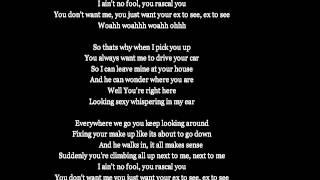Sam Hunt - Ex to see with lyrics