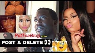 """Meek Mill Claps Back at Nicki Minaj """"You Fake Lightskin"""" ETC following Jay Z lyrics ☕️🐸 #444"""