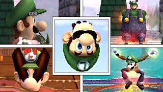 What Happens When WEEGEE Plays CLASSIC MODE In Super Smash Bros? (Smash Bros Mods)