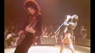 QUEEN - The Queen Special 1980 live in concert Freddie Mercury
