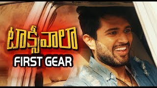 Vijay Deverakonda in and as Taxiwaala-Teaser..