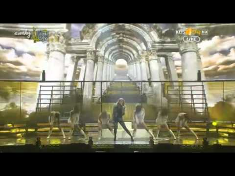 130131 Heaven - Ailee Seoul Music Award
