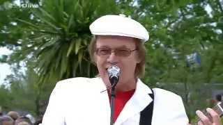The Rubettes feat  Alan Williams   Sugar Baby Love ZDF Fernsehgarten   18 MAY 2014