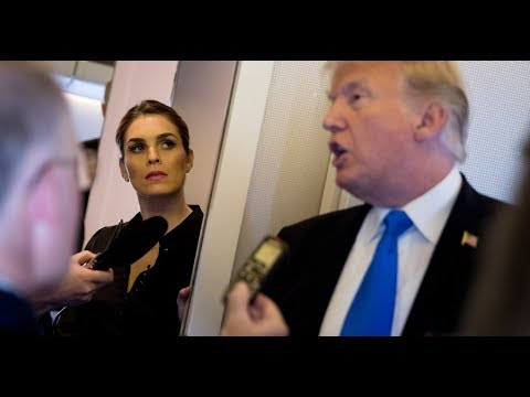 Who Is Hope Hicks, the White House Communications Director?