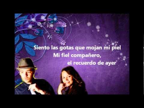 Jesse & Joy - Me Llora El Cielo (letra)