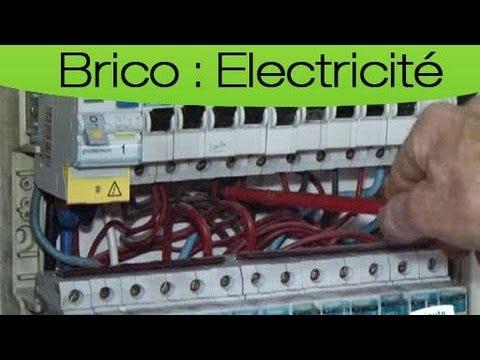 Comment installer un interrupteur diff rentiel - Comment ranger les fils electriques ...