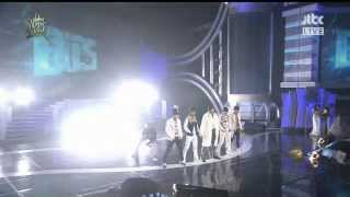 [140116] BTS - Rookie Of The Year Award + No More Dream