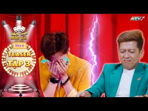 Thách thức danh hài 6 | Teaser tập 3: Trường Giang sốc nặng khi mang tiếng