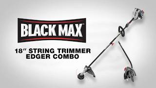 Photo: 2 Cycle String Trimmer Edger Combo