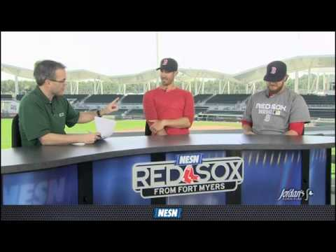 Rick Porcello, Wade Miley Try Their Hand At Red Sox Trivia